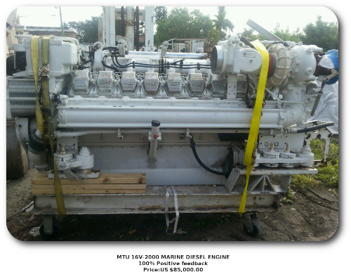 rebuilt,marine,diesel,engine,yacht,refurbished,used,re